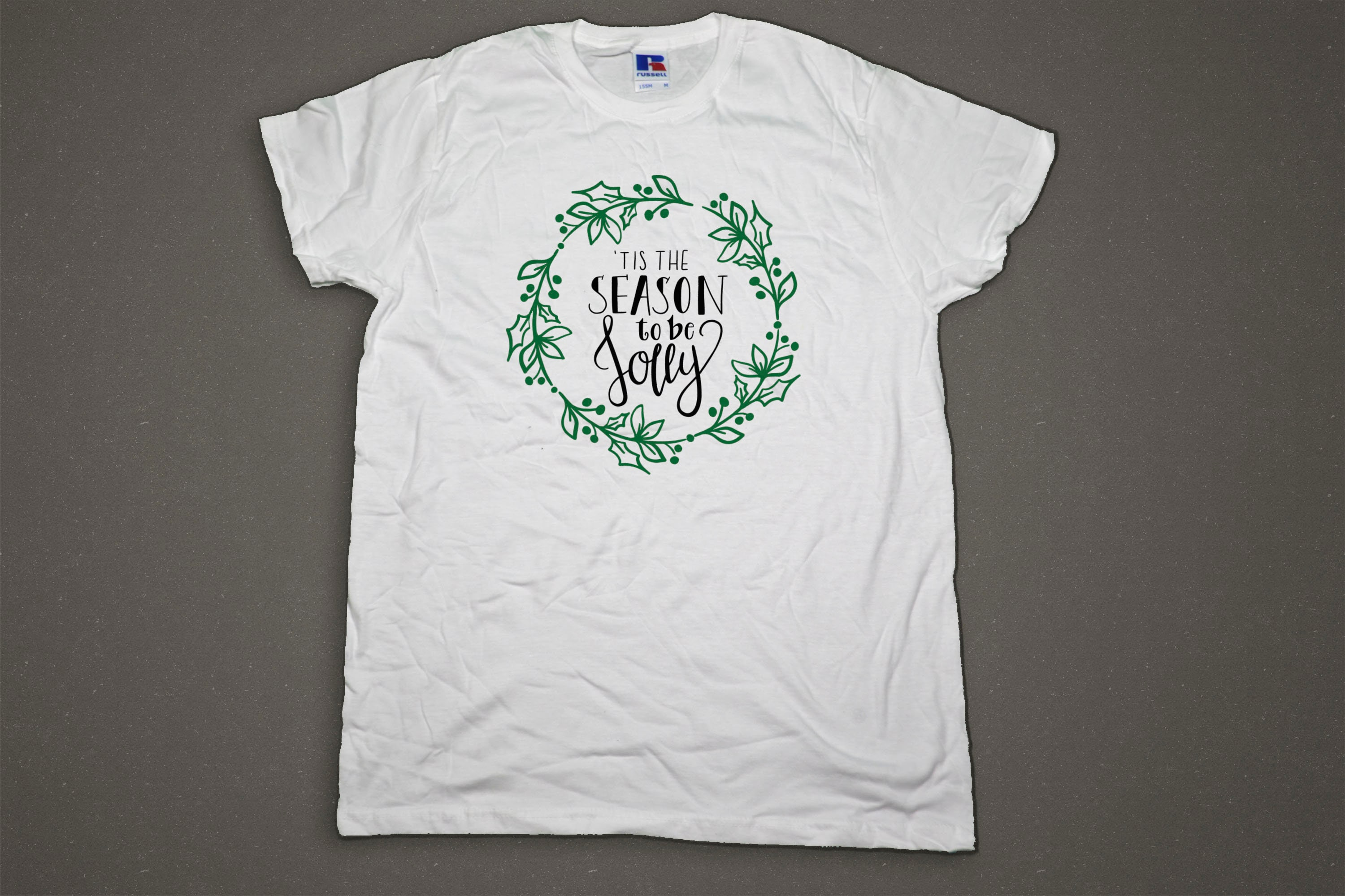 56365a74664 Tis the season to be Jolly Christmas t-shirt top for man