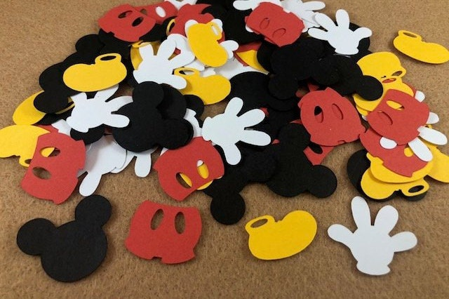 Mickey Mouse Birthday Decorations