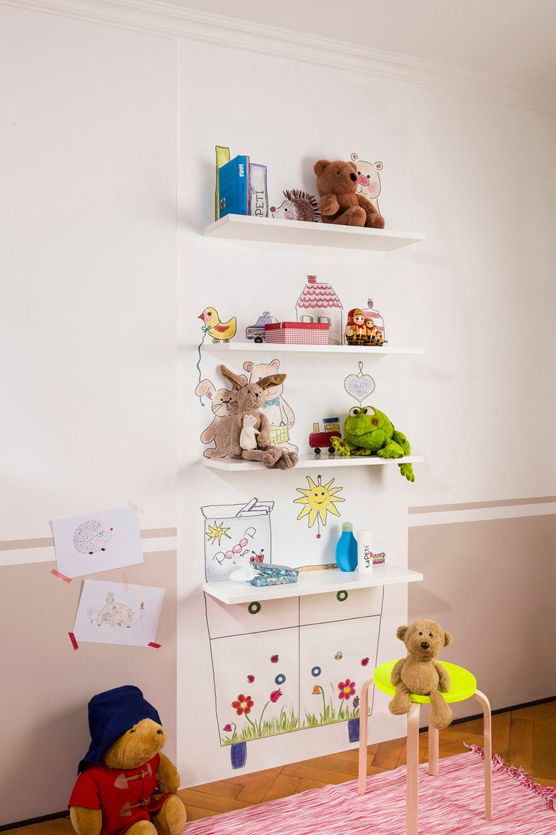 Vliestapete children's room image 0