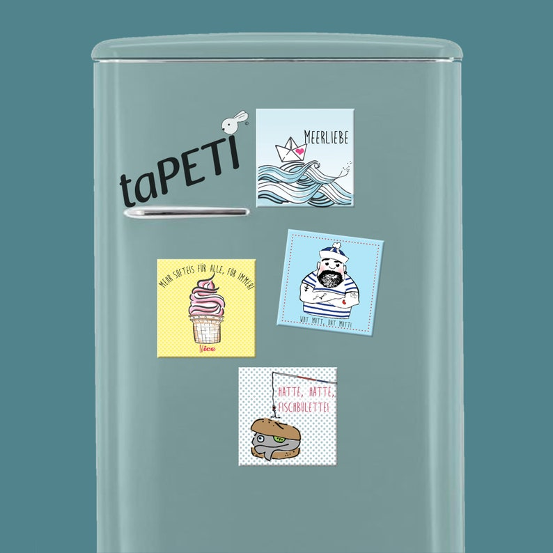 Magnet for refrigerator and boards image 0