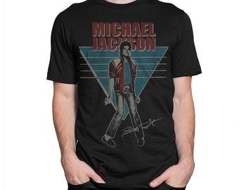 cb2196eb19f Michael Jackson Graphic Art T-Shirt
