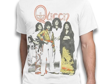a474d5225ffcc Queen Vintage Rock T-Shirt