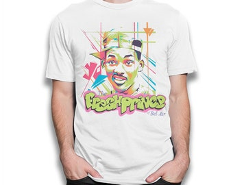 ebcf06687e52 Will Smith Fresh Prince of Bel Air T-Shirt