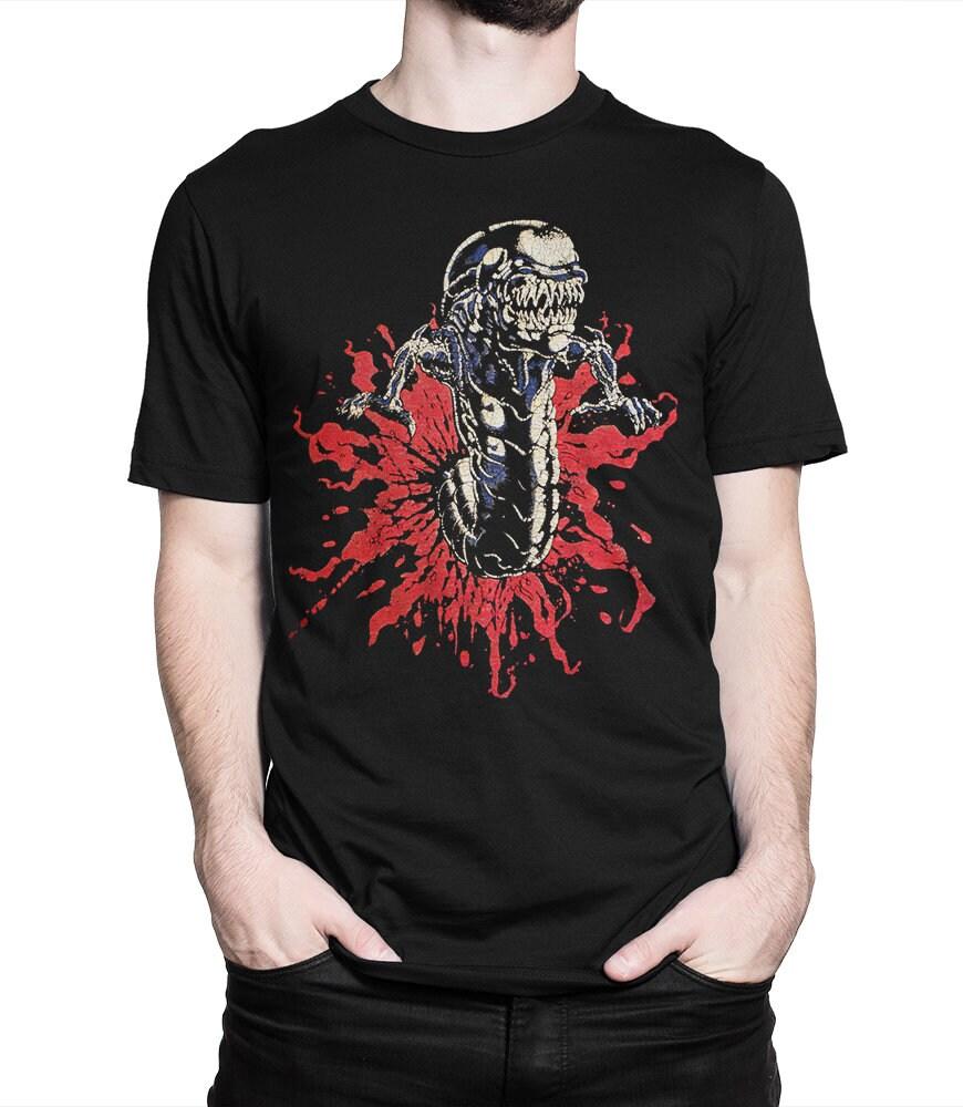 070ccf4fb436 Xenomorth T-Shirt, Tee hommes Alien, toutes les tailles de, femmes hommes