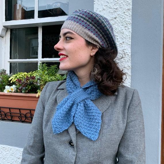 Vintage 1940's Grey Wool Skirt Suit - image 6