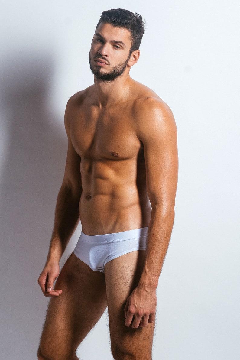 4095ffe22496 Custom Underwear Basic Underwear for men Comfortable | Etsy