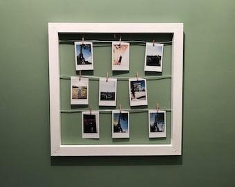 Polaroid Photo Frame Etsy