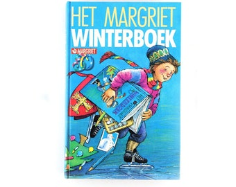 Winter book of Margriet 1988