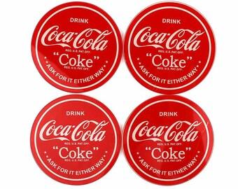2 VINTAGE COCA-COLA CERTIFIED TECHNICIAN COKE CUSTOMER SERVICE PATCH LOT