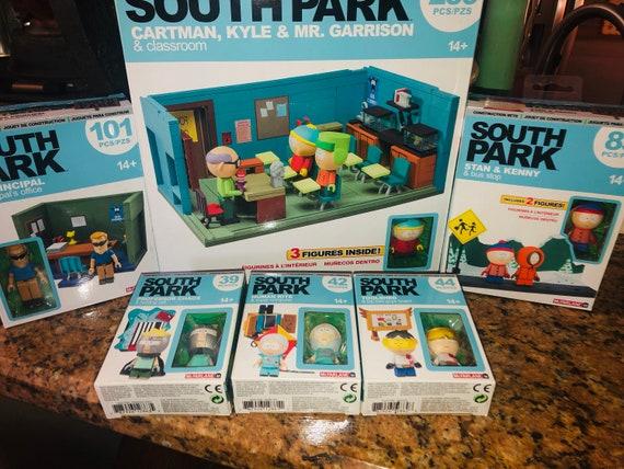 South Park Construction Set PC Principal/'s Office McFarlane Toys UK Seller