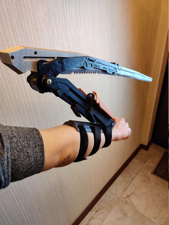 Mantis Blade Cyberpunk 2077 Cosplay Replica Gun Weapon