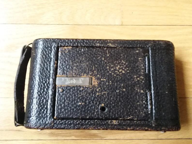 Antique,Eastman Kodak TBI folding camera