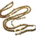 Naqshbandi Turkish Olive tree Prayer Beads, Dua Tasbih, Tesbih, Misbaha, Worry Beads, Dhikr,  Naksibendi beads, Zikr Tasbeeh