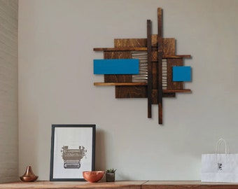 Original Hand Made Wood Working by Mobius Frame Art