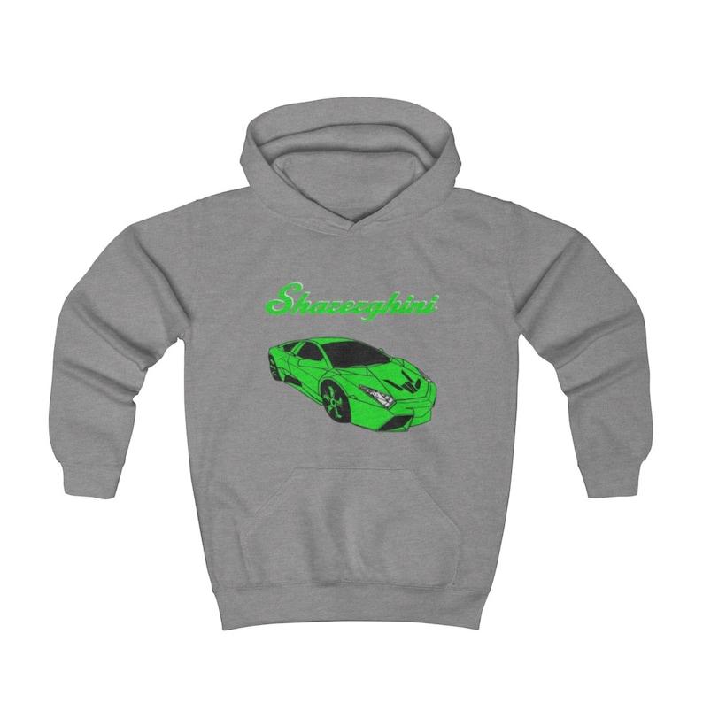 Sharerghini sweater Kids Sharerghini hoodie Share The Love Car kids hoodie share The Love Kids hoodie Share The Love shirt gift for son