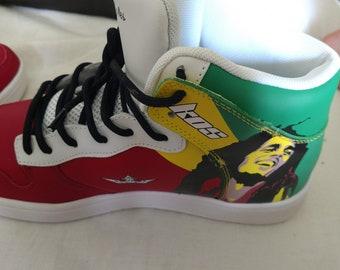 Rasta Marley Premium Sneakers 9b4fe970a24