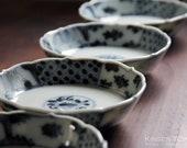 Koimari, Vintage Tableware, Japanese Antique Ceramic