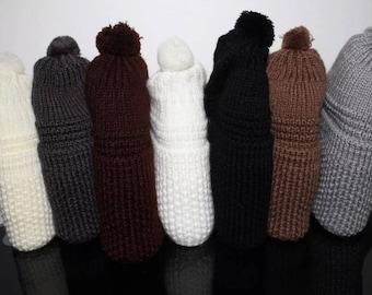 Crochet Bobble Hat (muslim prayer hat) 71a4929cb0a0