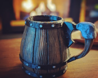 Tavern Mythic Mugs by Ars Moriendi, can holder, d20, Dungeons and Dragons, roll playing