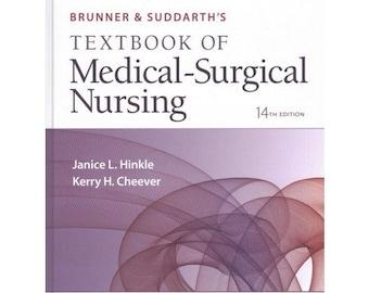 Ebook Medical Surgical Nursing Brunner