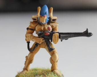 Guard figure Aeldari Eldar Warhammer 40000