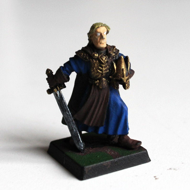 Top Commander Figure Elf of the Lord of the Rings