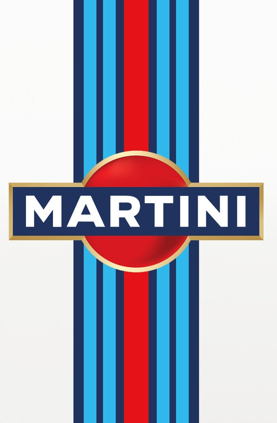 VINYL DECAL STICKER GOT MARTINI