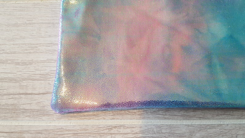 Pink and Purple Shimmer Bag