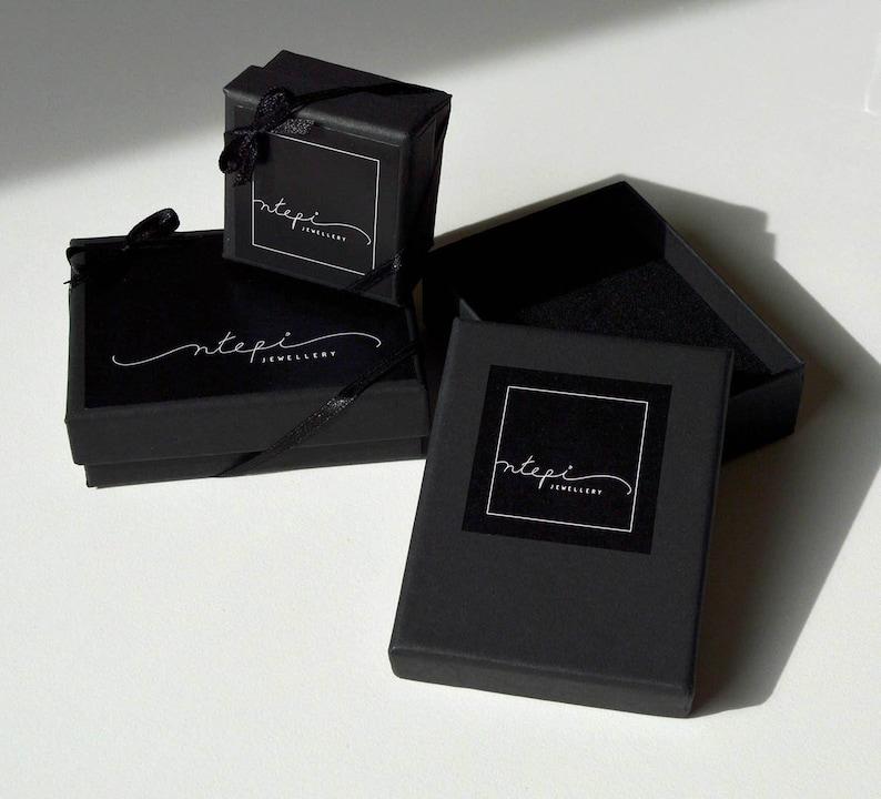 40th Birthday Gift For Man Asexual Ring Simple Artwork Matte Black Ring Byzantine ring Mens Rustic Ring Greek Designer