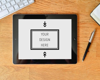 Hd Tablet Mockup Psd Smart Object Add Design Suitable For Web