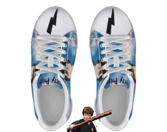 68980c72ffaa Harry Potter inspired Sneakers   Pumps Unisex