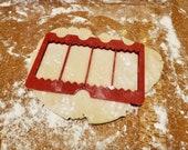 Bowtie Pasta Cutter | Bow-Tie Pasta Cutter | Cookie Cutter
