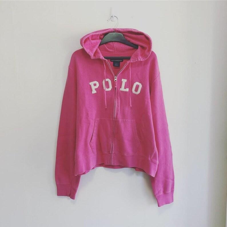Pink Hoodie Lauren Polo Ralph Lauren Ralph Polo Hoodie Pink 80NOwknPZX
