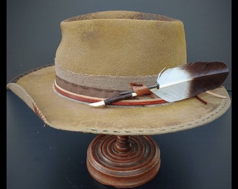 cac367f266d91 Ugly Outlaw Western Hats by UglyOutlaw on Etsy