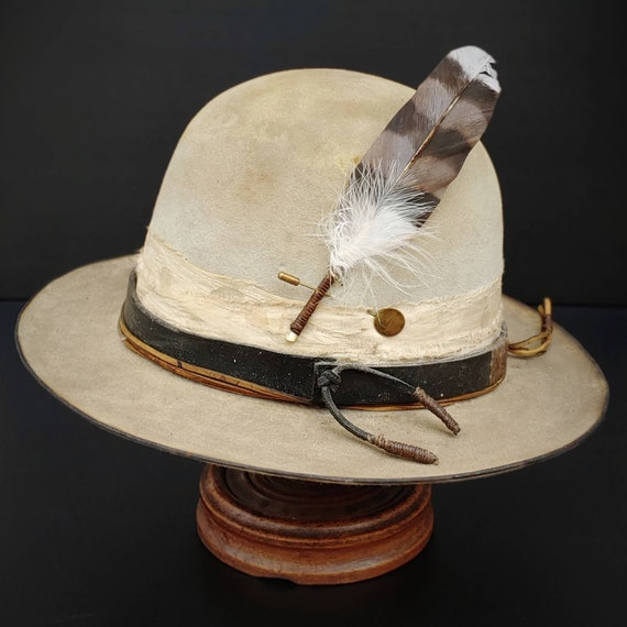 Cowboy hat size 7 The Sophisticated Shootist from Ugly Outlaw.