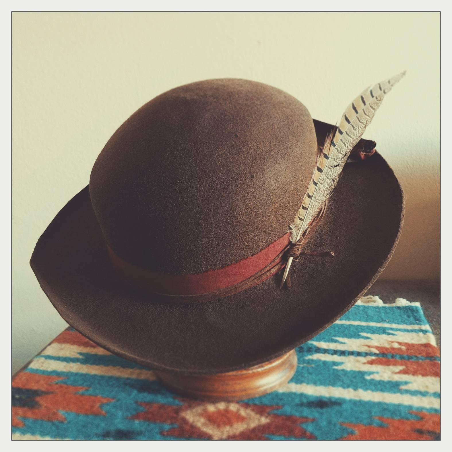 Western Hat Ugly Outlaw Cowboy Hat size 7 3 8  bdb995b27eb