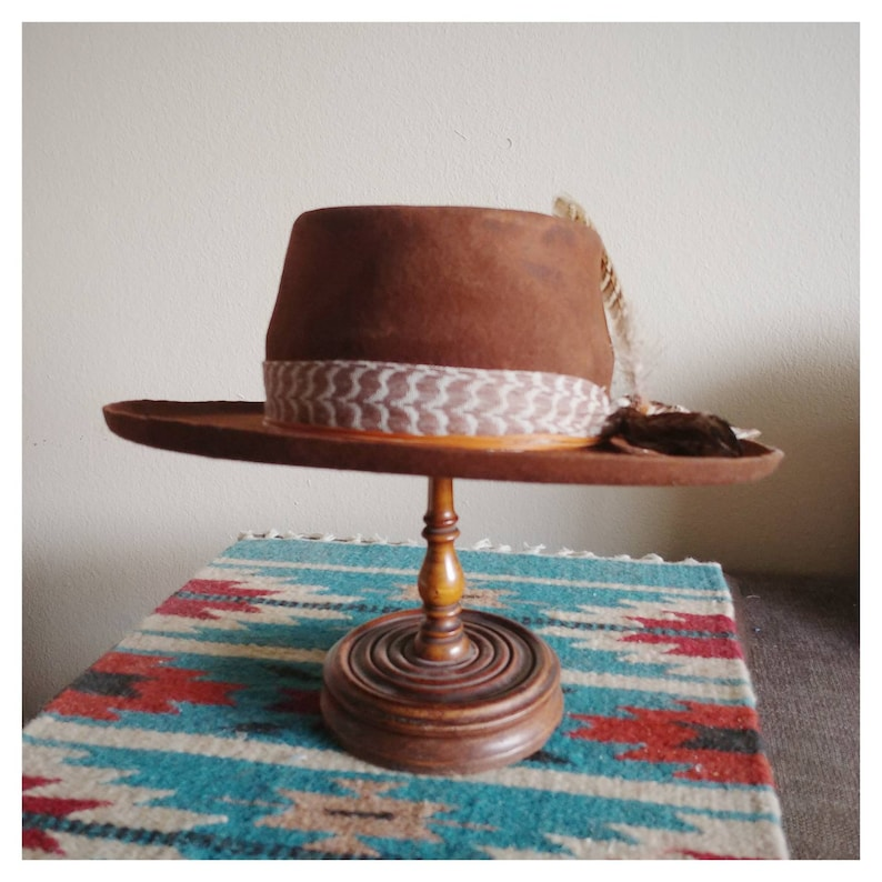 7991e007e9ccd Cowboy hat, size 7 1/2. The