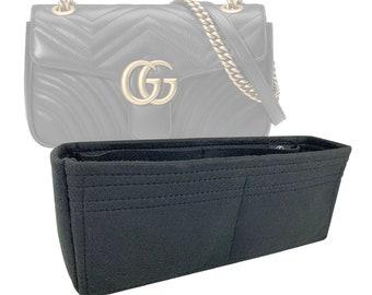 c082021e8068 Gucci GG Marmont Small Matelasse Shoulder Bag Organizer