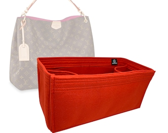 001372435186 Louis Vuitton Graceful MM Bag Organizer