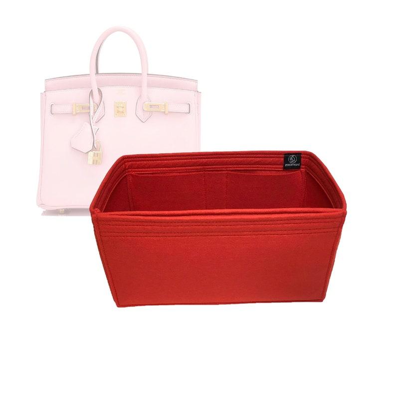 1267933516 Hermes Birkin 25 Bag Insert Organizer Made by Zoomoni | Etsy
