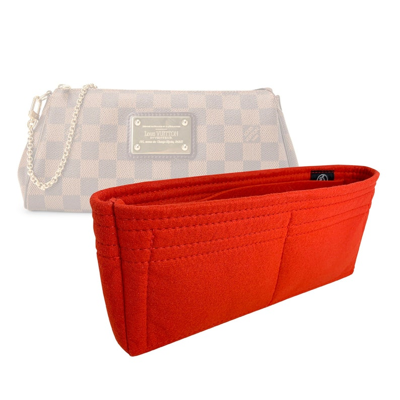 8ac17de92 Louis Vuitton Eva Clutch Bag Organizer LV Eva | Etsy