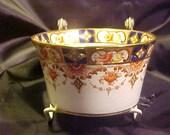 Vintage Thomas Forester Imari style small bowl dish Phoenix ware 404