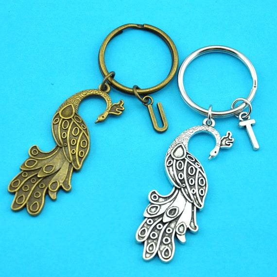 Clip On Keyring Bracelet Tibetan Charm SUN//SUNFLOWER Christmas//Birthday Gift.