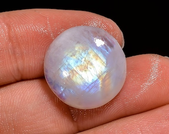 Awesome Top Grade Quality 100/% Natural Moonstone  Cabochon Loose Gemstone For Making Jewelry