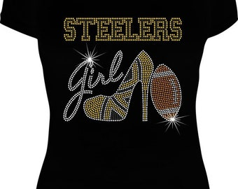 0d08df301ad Steelers Bling Shirt
