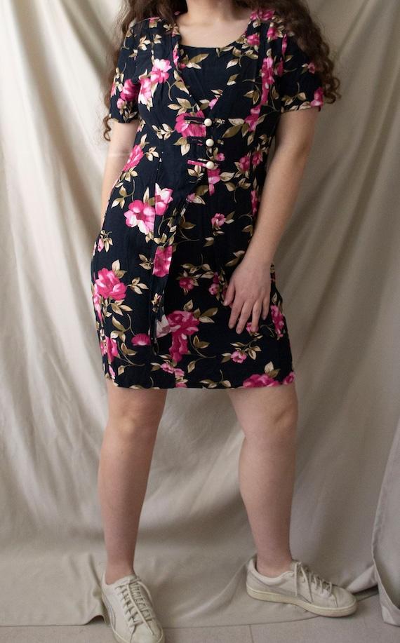 Ms Choice Vintage Maxi Dress California Size 10