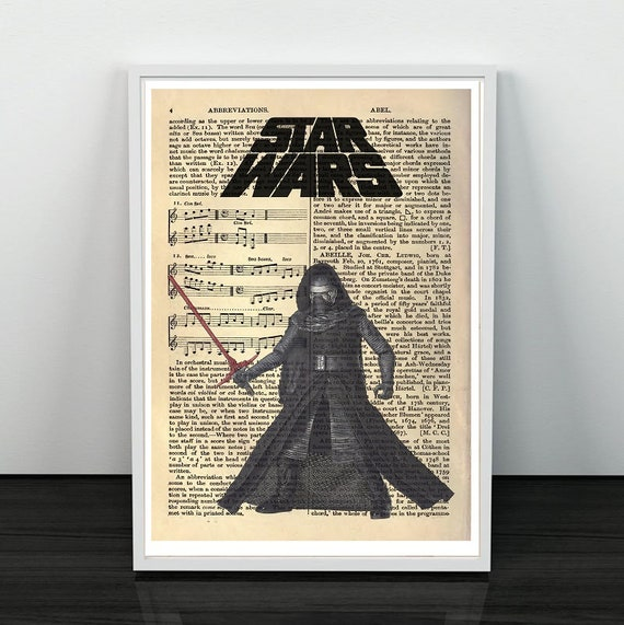 Star Wars Death Star Yoda Art Darth Vader PLEASE DON'T USE THE FORCE Magnet