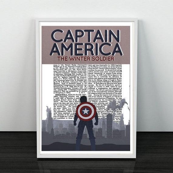 Avengers Infinity War Red Skull Marvel Room Art Poster Print 24 X 14 inches