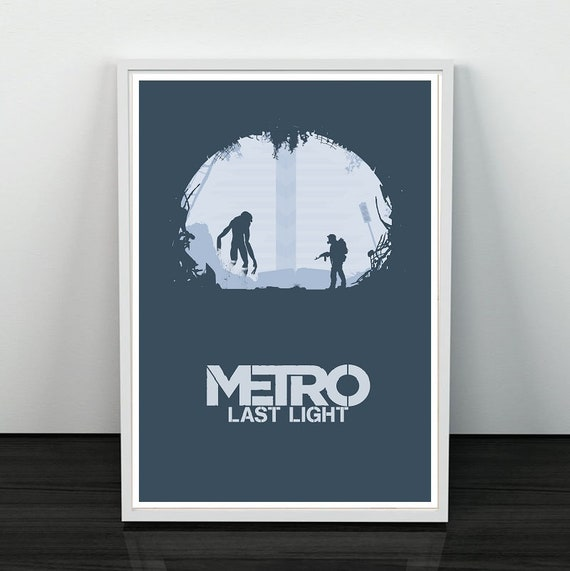The Last of Us Survive Apocalypse Post Apocalyptic Game Gaming Poster Print