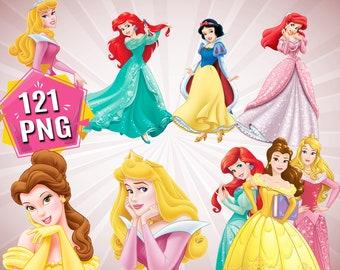 Disney Princesses Clipart 37f60723598e